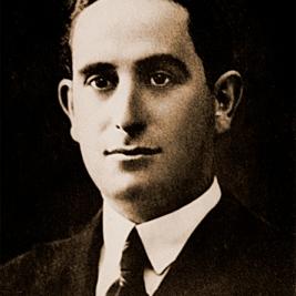 1° Presidente Enrique Mezzadra