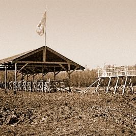 1° Stand de Tiro - Año 1916