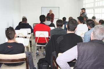 La ATGQ dispone de un Aula de Capacitación donde se brindan clases, charlas y conferencias relacionadas con la vida social y deportiva de la Institución
