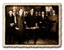 Fundación 19 de Marzo de 1914