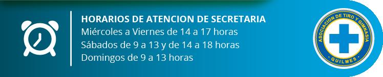 horarios-secretaria-idoneidad de tiro