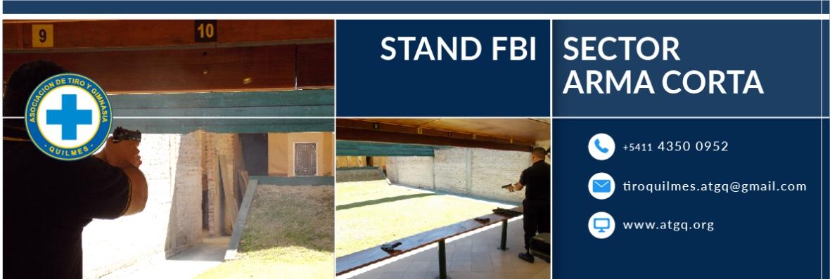 Sector Arma corta FBI