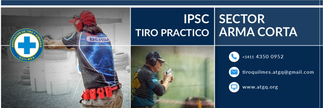 Sector Arma corta Tiro Practico IPSC