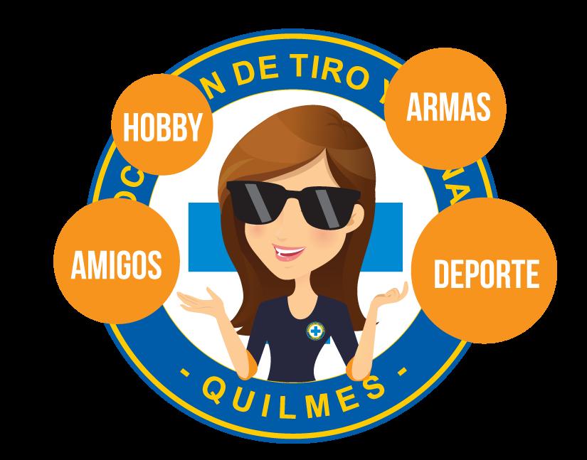 Que voy a hacer en el curso inicial del Tiro de Quilmes?