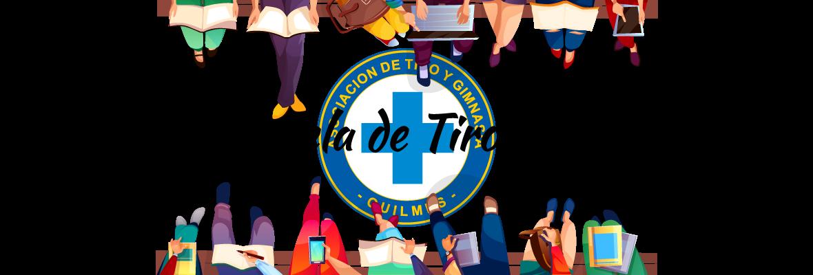 La Escuela de Tiro en Quilmes está especialmente dedicada a enseñar a niños y jóvenes.